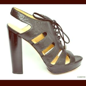 Coach moreen heels