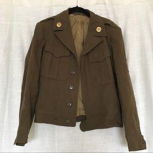 Vintage 50s military jacket