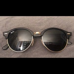 Authentic Ray-Ban Clubround Classic
