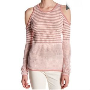 NWT Romeo & Juliet Couture Cold shoulder Shirt
