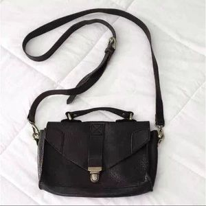 Madewell Loveock Crossbody bag black