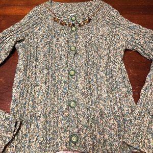 Dress barn cardigan size medium