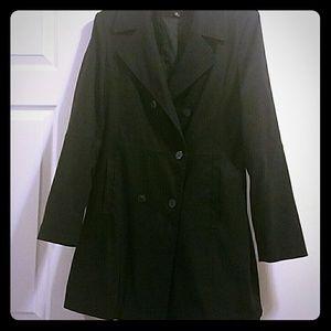 Braetan Black Coat Size M
