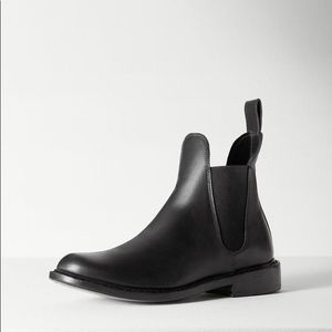 Rag & Bone Leather Chelsea Boots