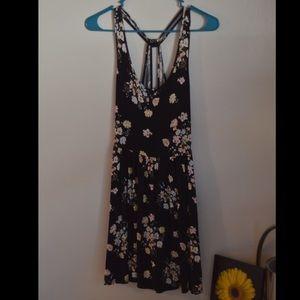 Floral Flare Dress.