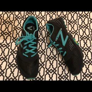 Womens New Balance Minimus Zero Running Shoes