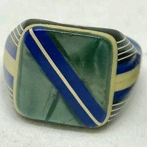 Rare dobb celluloid ring