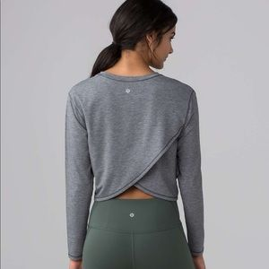 PUSHING LIMITS LLLH LULULEMON