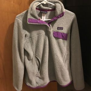 Patagonia Snap-Button Sweatshirt