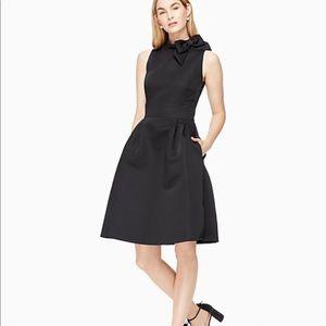 Beautiful taffeta Kate Spade fit and flare dress.