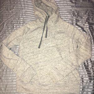 Women's Hollister sz M hoodie embroidered logo