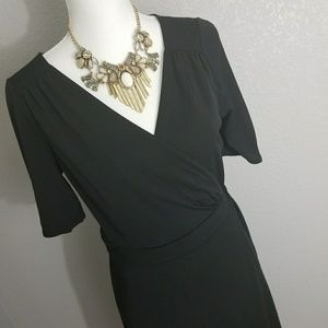 Ann Taylor LOFT wrap Dress Size 10