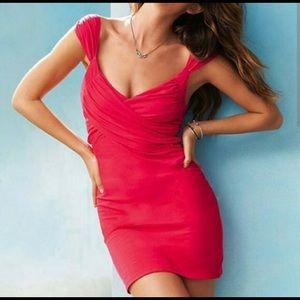 Never worn Victoria's Secret bra top XS red dress