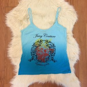 Juicy Couture Cami Fashion Top