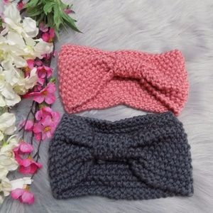 BUNDLE!! Winter Knitted Earwarmer Headband/Turban