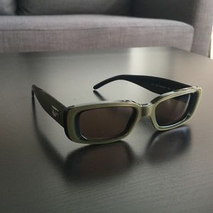 Authentic Guicci Sunglasses