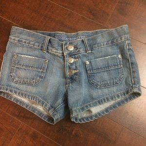 🎉New Listing- Mossimo 3 Button Jean Shorts