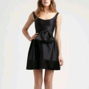 Milly of New York black cocktail dress size 0