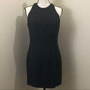 Liz Claiborne Night Beaded Sleeveless LBD Dress