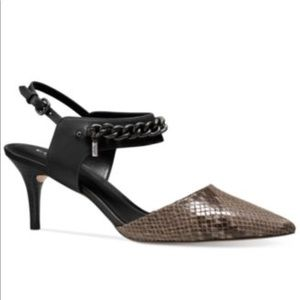 Coach Garland Two-Piece Pump (2 3/4 heels)