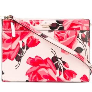 Kate Spade Cameron Street Roses Crossbody Bag