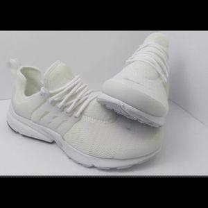 Nike Air Presto Women's All White Brand New