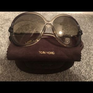 **Authentic Tom Ford Sunglasses**