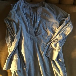 Vince pullover blouse