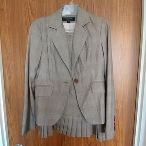 Three piece suit size 4