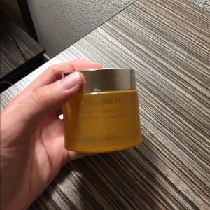 Josie Maran juicy mango whipped mud mask