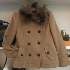 Jackets & Blazers - High quality wool pea coat