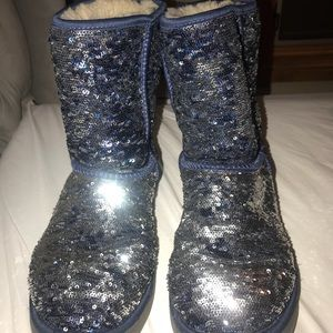 switchable sequin uggs