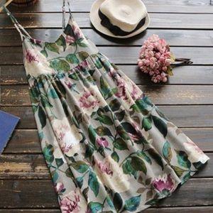 Zaful - Floral Dress