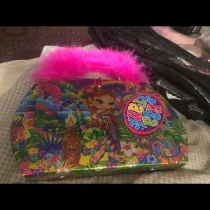 Lisa frank journal
