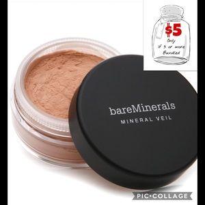 New BareMinerals Tinted mineral Finishing Powder