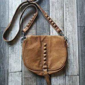 LIEBESKIND BERLIN crossbody saddle bag