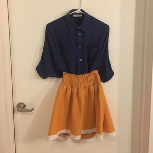 Dresses & Skirts - 2 Piece Cute Outfit - Size S/M