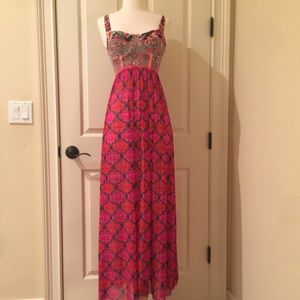 Maaji maxi dress or swimsuit cover up size Small
