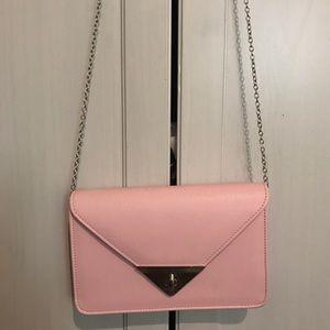 Pink Suzy Shier purse