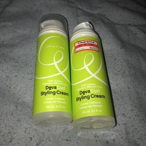 Deva curl styling cream