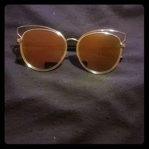 Forever 21 cat eye  sunglasses