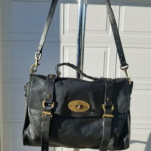 Mulberry Alexa large leather bag