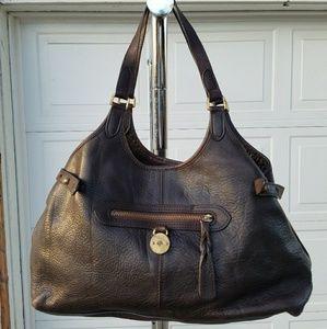 Mulberry medium leather bag