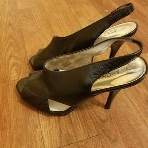 Michael Kors sling back heels