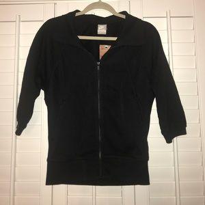 🆕 Nike black zip up jacket