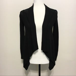 Mossimo Knit Drape Front Cardigan