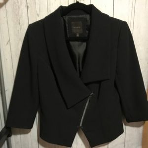 The limited Blazer asymmetrical Zipper Medium