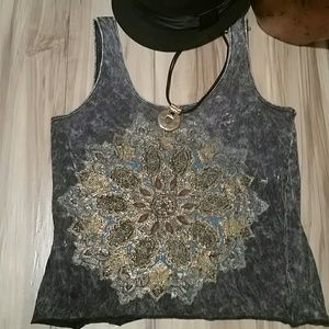 ✴ Beautiful Colors Boho Tank✴