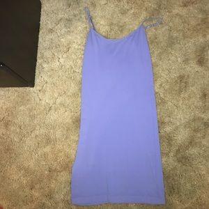 Free people camisole dress