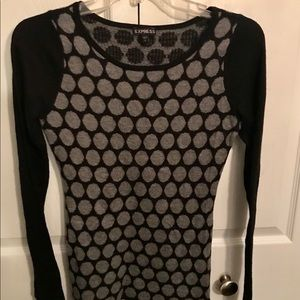 NEW condition women's size small Express sweater